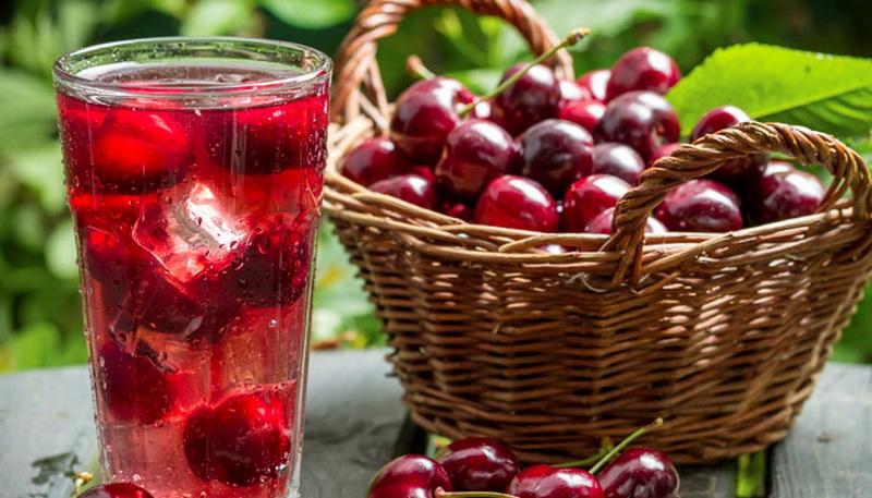 Wow, Minum Jus Ceri Ampuh Turunkan Tekanan Darah