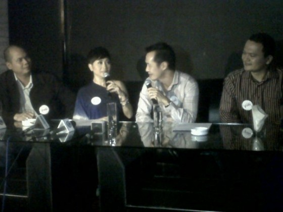 Press Con Erwin and Indy @ Indochine FX