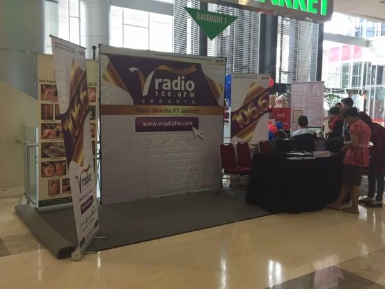 Booth V Radio