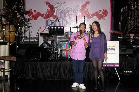 Irwan Ardian & Grace MC Anniversary VRadio