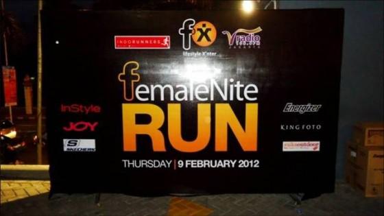 Ladies Nite Run