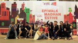 V Radio Epiwalk Ramadhan Festive