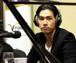 Iskandar Widjaja at VRadio