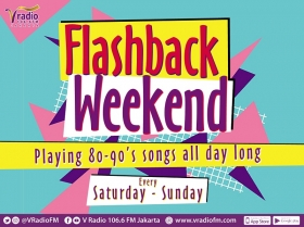 FLASHBACK WEEKEND
